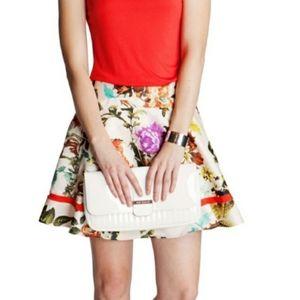 Ted Baker Adelais Floral Mini Skirt